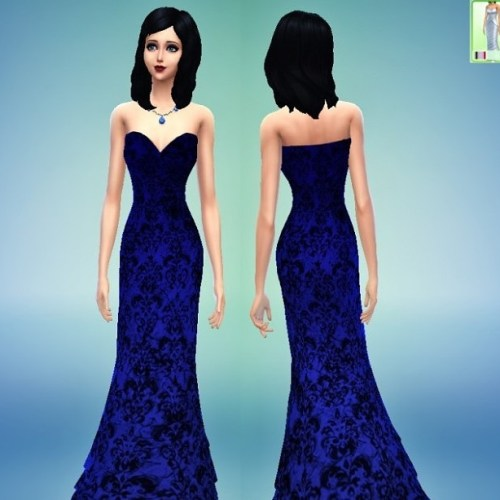Recolor Dress #1 by MoonFairy