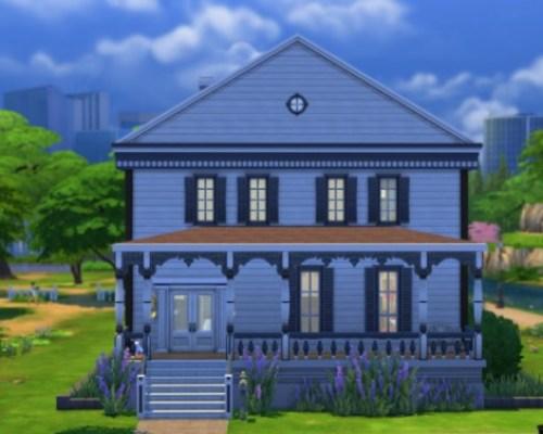 Misty Manor house by VG