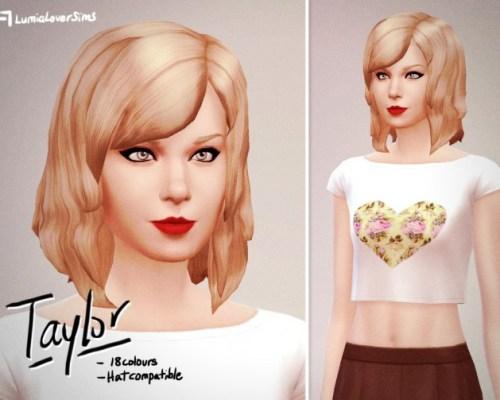 Taylor Bob Hair