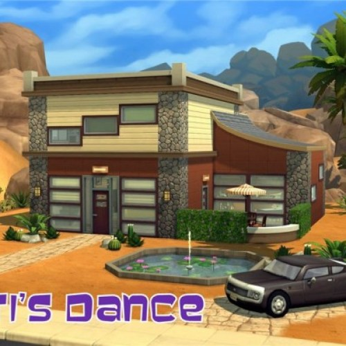 Cacti's dance house by ihelen