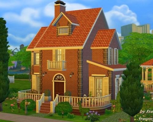 Flower cottage by Julia Engel