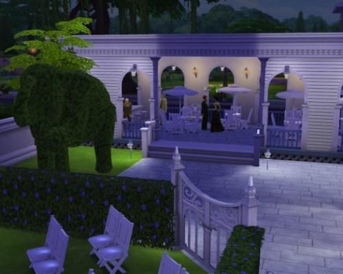 Wedding Facility lot