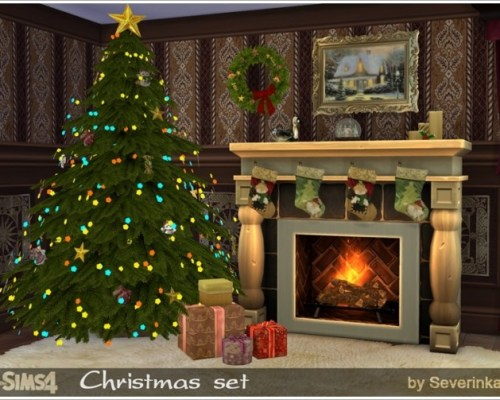 Christmas set by Severinka