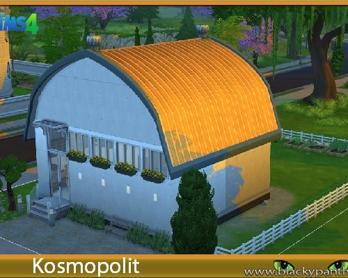 Hip & Cool house by Kosmopolit