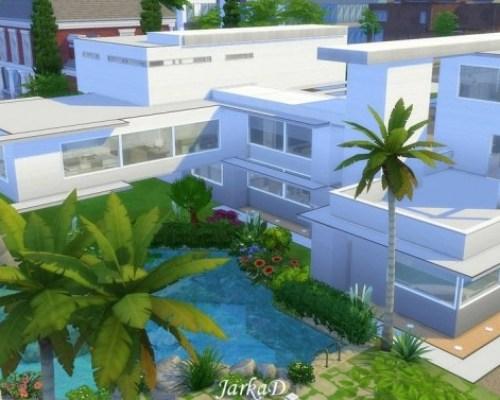 JASMINE villa