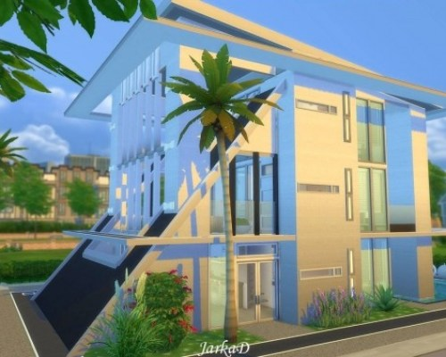 ATYPIC villa