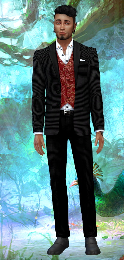 Maxis Makeover Don Lothario By Astonneil