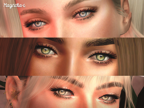 Trendsetter Eyes By Magnolia-C