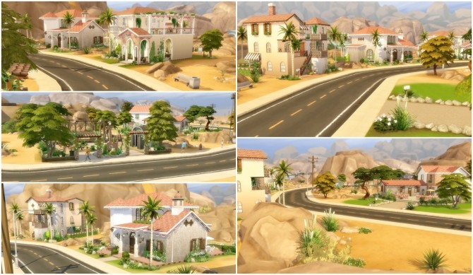 Oasis Springs Makeover