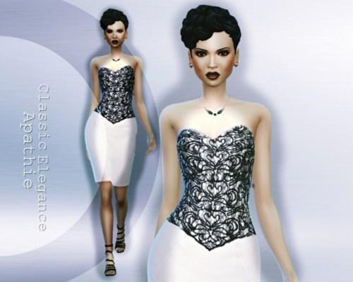 Classic Elegance dress