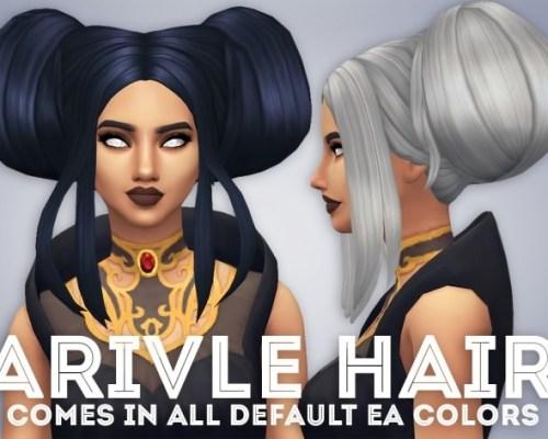 Arivle Hair