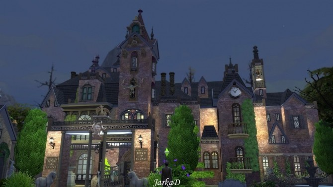 Vampire Mansion