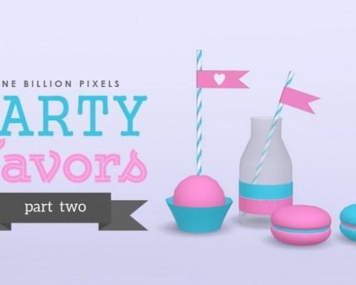 Party Favors Part 2