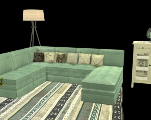 Furniture Recolors Set 6 by Ilona