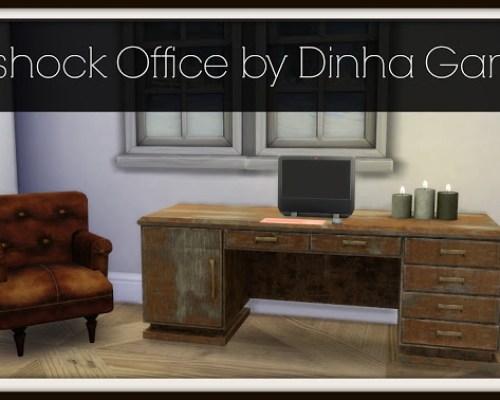 Bioshock Office