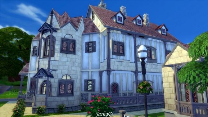 Tudor II – TVRZ House