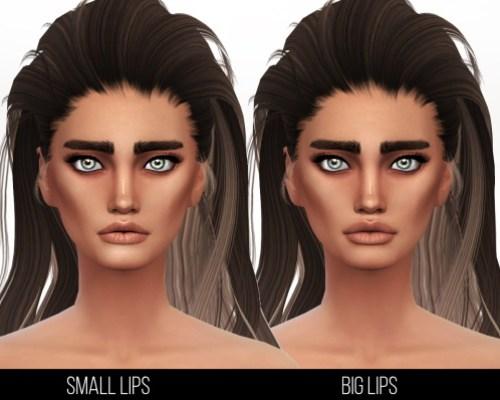 BlackMojitos Skintone, Female and Male