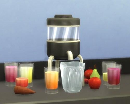 Juice Blender by plasticbox