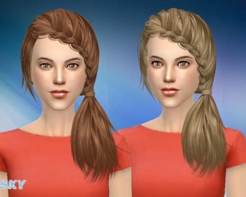 Hair 101 by Skysims