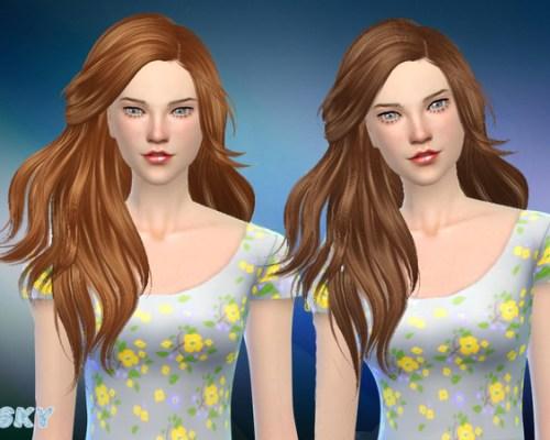Annie hair 281 by Skysims