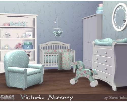 Victoria Nursery by Severinka