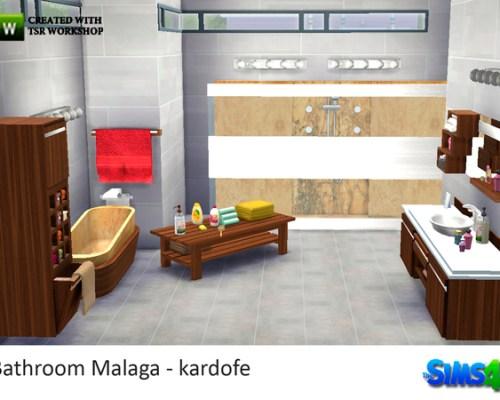 Bathroom Malaga by kardofe