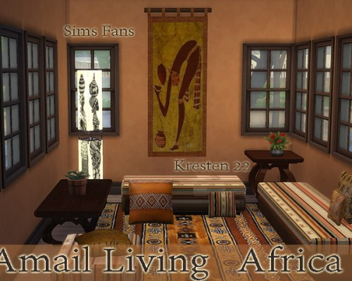 Amali Living African Collections by Kresten 22
