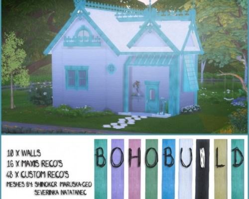 Boho build items