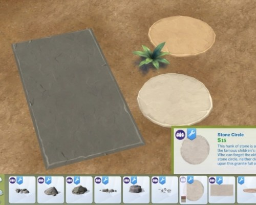Catalogue Edit: GT Pavers as Rocks by plasticbox
