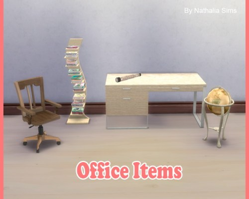 Office Items Set Conversion