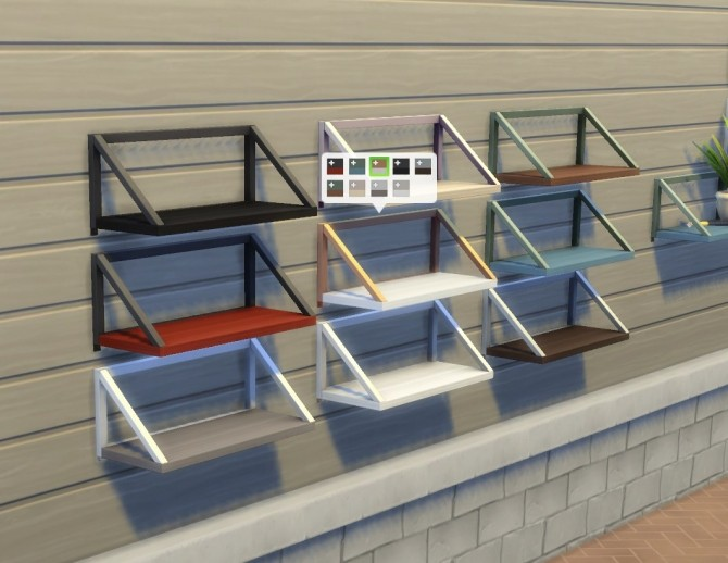 Balsa Shelf By Plasticbox