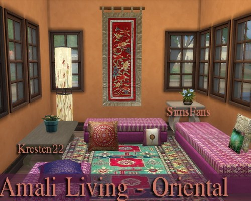 Amali Living Oriental Collections by Kresten 22