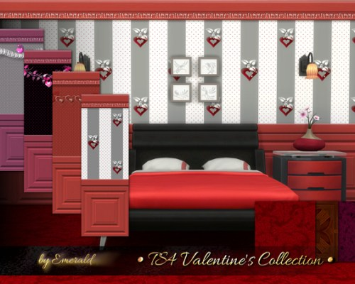 Valentine's Collection wallpapers by emerald