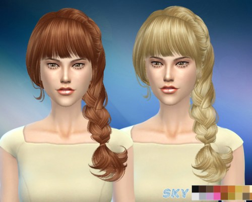 Hair 057 Aliza by Skysims