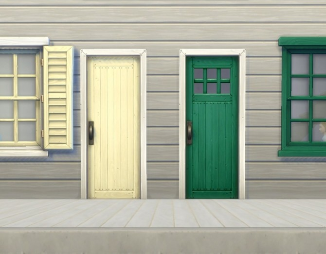 Mega Budget / Delite Door Add-Ons By Plasticbox