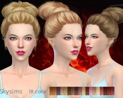 Skysims hair 164 (Pay)