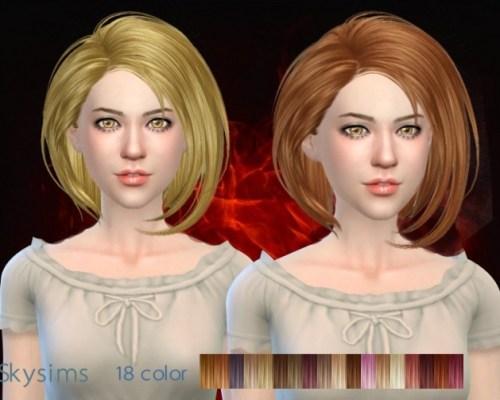 Skysims hair 021 (Pay)