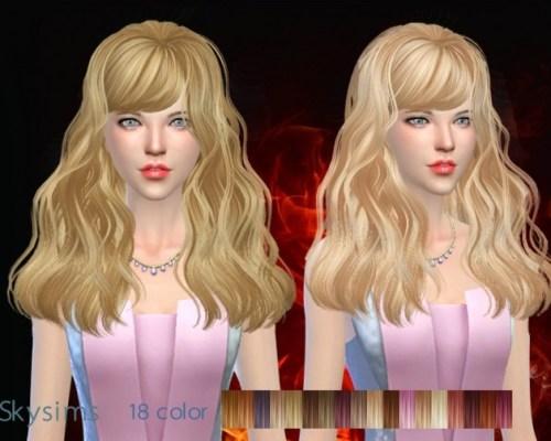 Skysims hair 066g (Pay)