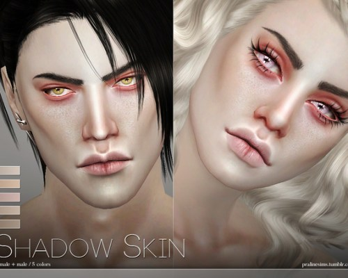 PS Shadow Skin by Pralinesims