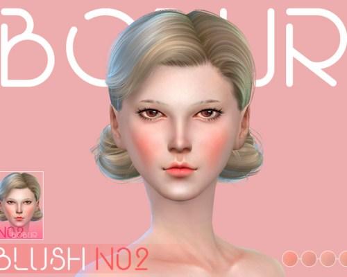 Blush N02 by Bobur