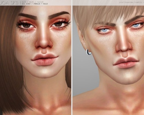 PS Luca Skin by Pralinesims