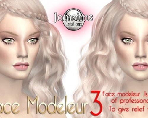 Face Modeler 3