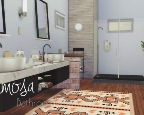 Mimosa Bathroom set