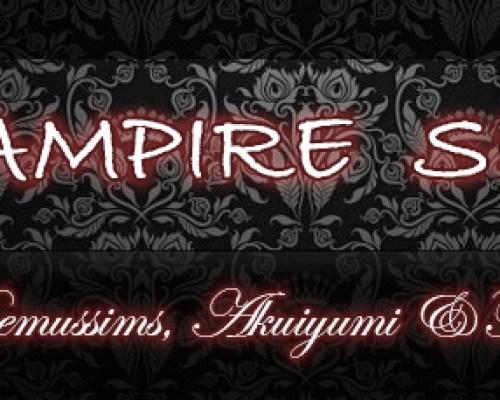 Vampire set