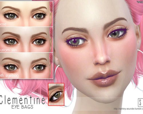 Clementine Eye Bag by Screaming Mustard