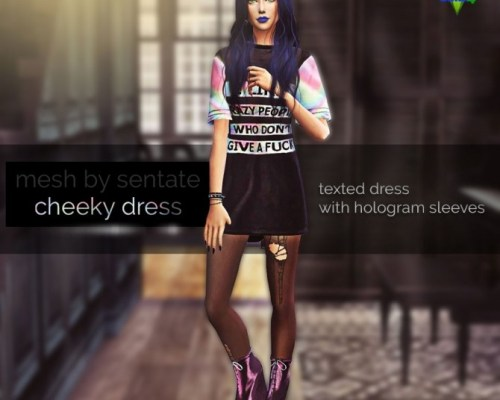 Cheeky Dress