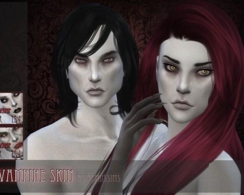 Vampire Skintone by RemusSirion