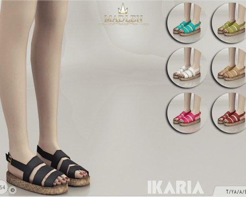 Madlen Ikaria Shoes by MJ95