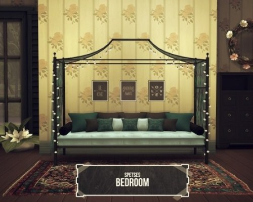 Spetses Bedroom Set