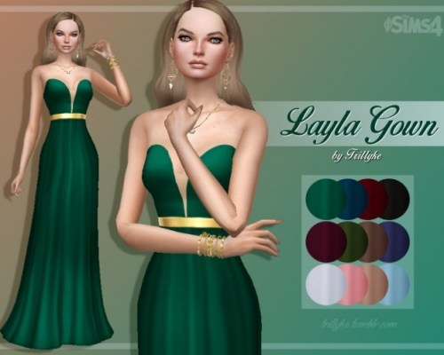 Layla Gown